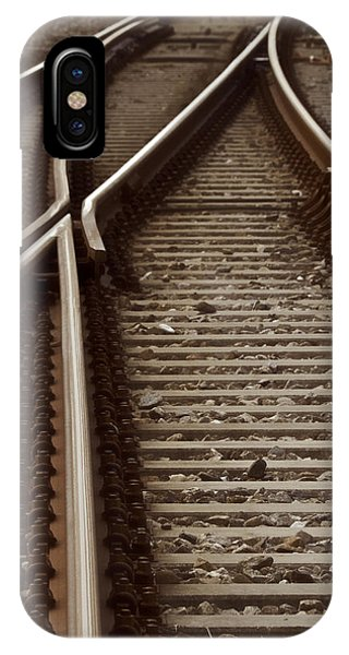 The Age Of Rail IPhone Case