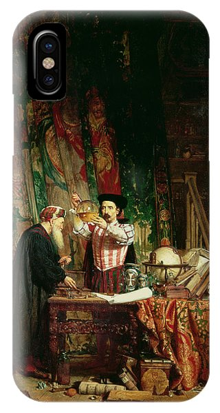 The Alchemist, 1853 IPhone Case