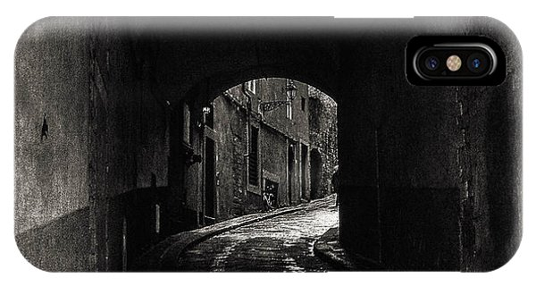 The Alley  IPhone Case