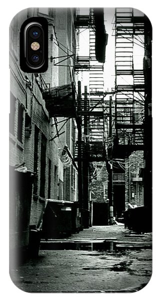 The Alleyway IPhone Case
