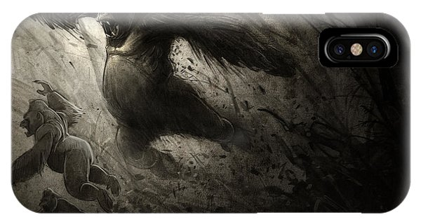The Ambush IPhone Case