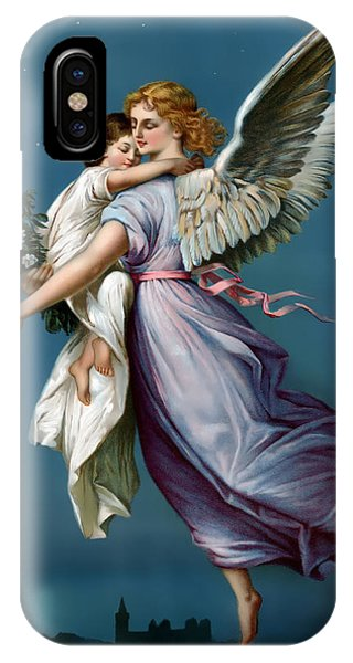 The Angel Of Peace For I Phone IPhone Case