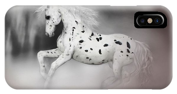 The Appaloosa IPhone Case