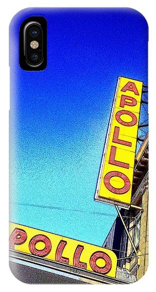Apollo Theater iPhone Case - The Apollo by Gilda Parente