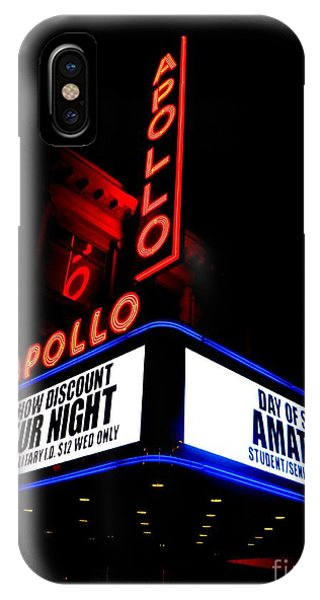 Apollo Theater iPhone Case - The Apollo Theater by Ed Weidman
