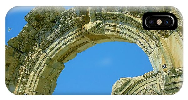 The Arch Of Diana IPhone Case