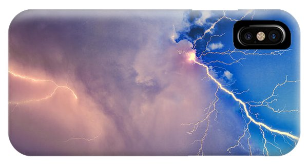 The Arrival Of Zeus IPhone Case