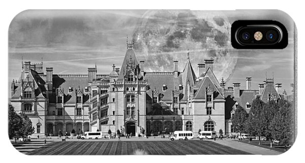 The Art Of Biltmore IPhone Case