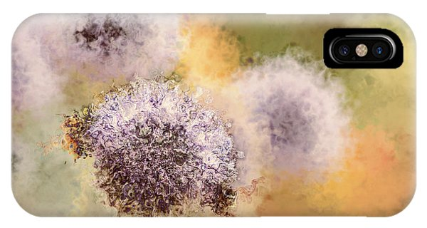 The Art Of Pollination IPhone Case