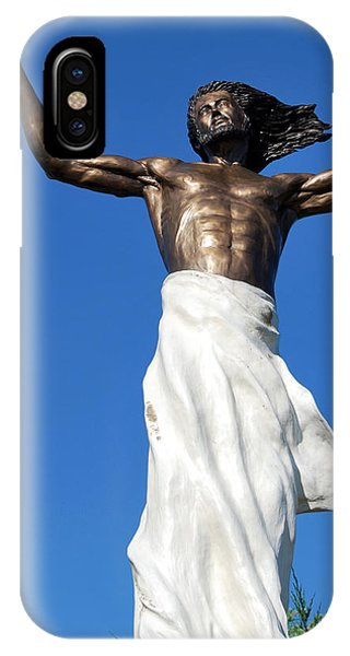 The Ascension Of Jesus IPhone Case