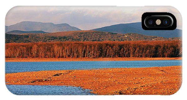 The Ashokan Reservoir IPhone Case