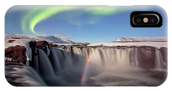 River Flow iPhone Case - The Astonishing by Mauro Tronto