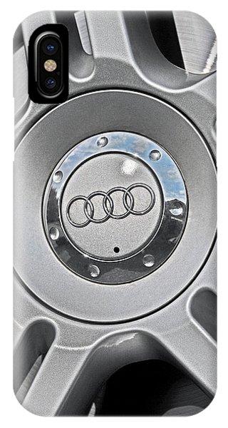 The Audi Wheel IPhone Case