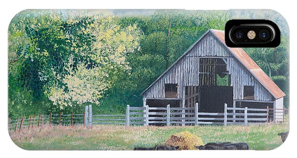 The Barn IPhone Case