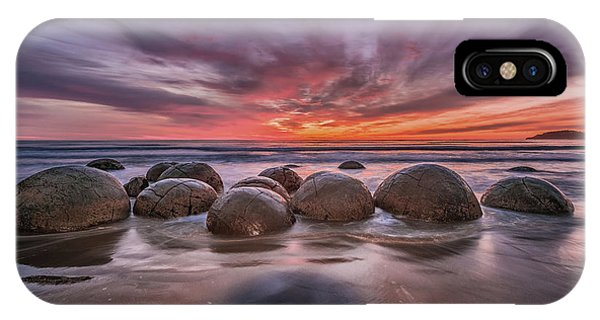 Boulder iPhone Case - The Barrier by Andreas Agazzi