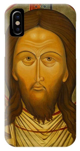 The Basilica Of Santa Maria In Trastevere Icon IPhone Case
