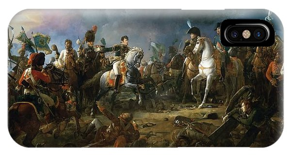 The Battle Of Austerlitz IPhone Case