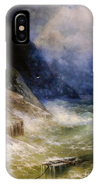 iPhone Case - The Battle Of Bomarsund by Viktor Birkus