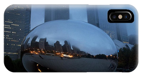 The Bean And Fog IPhone Case