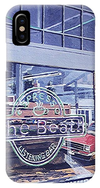 The Beat In Midtown Phone Case by Paul Guyer