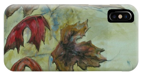 The Beauty Of Mortality IPhone Case