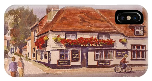 The Bell Hythe Kent IPhone Case