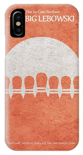 The Big Lebowski IPhone Case