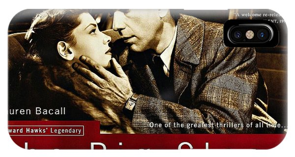 The Big Sleep  IPhone Case