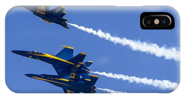 The Blue Angels In Action 5 IPhone Case