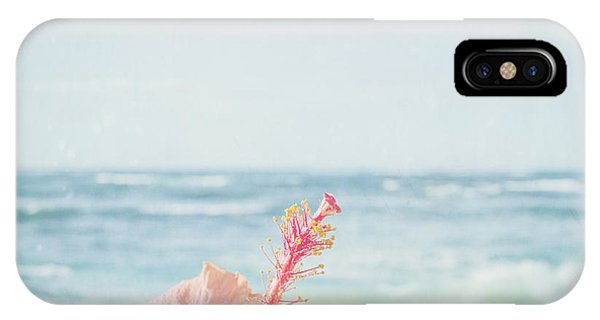 IPhone Case featuring the photograph The Blue Dawn by Sharon Mau