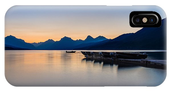 IPhone Case featuring the photograph The Blue Hour by Adam Mateo Fierro