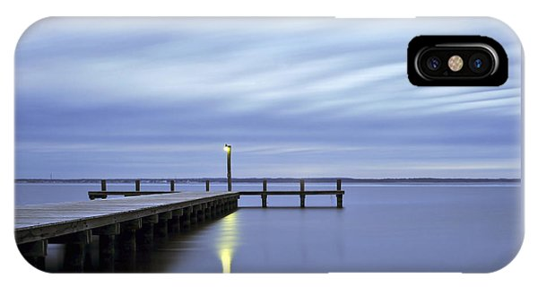 The Blues Lavallette New Jersey IPhone Case