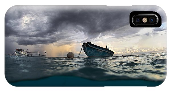 Boat iPhone Case - The Boat by Andrey Narchuk