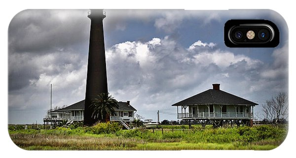 The Bolivar Lighthouse IPhone Case