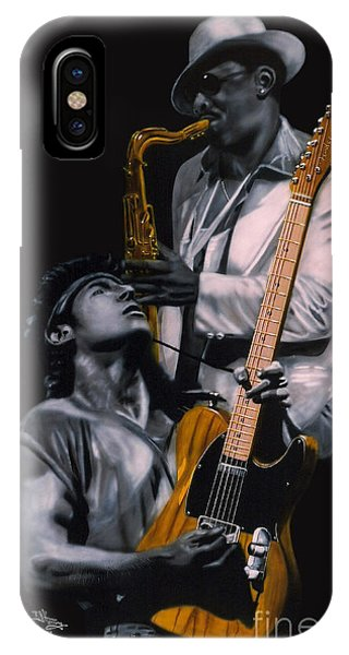 Bruce And Clarence IPhone Case