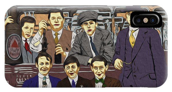 The Boys At Blackpool IPhone Case