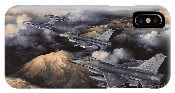 Viper iPhone Case - The Boys From Richmond by Randy Green