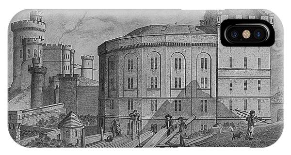 The Bridewell. Edinburgh IPhone Case