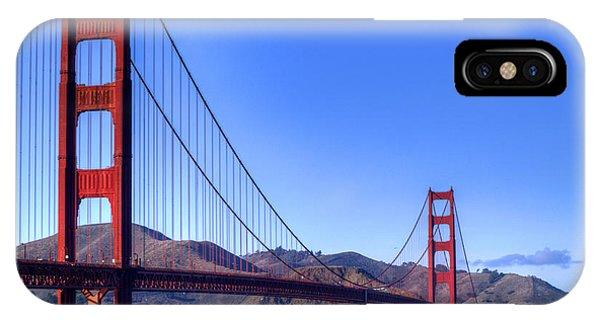 San Francisco iPhone Case - The Bridge by Bill Gallagher