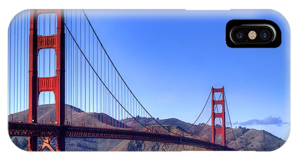 The Bridge IPhone Case