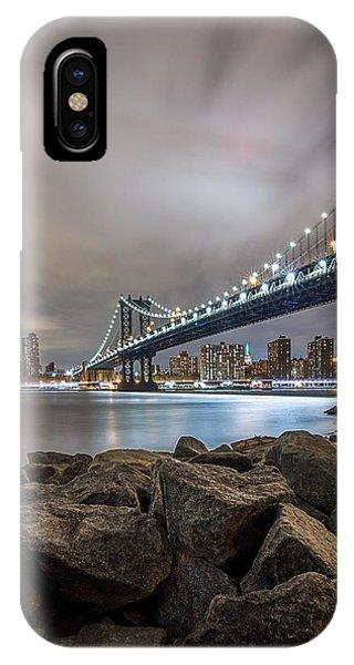 The Bridge Of 2 Cities IPhone Case