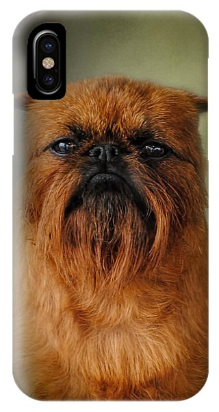 The Brussels Griffon IPhone Case