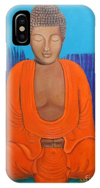 The Buddha IPhone Case
