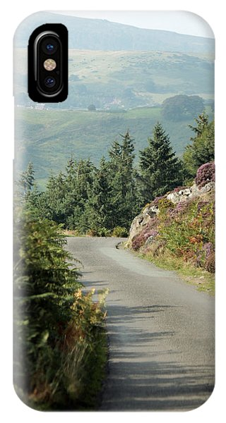 The Burway At Church Stretton IPhone Case