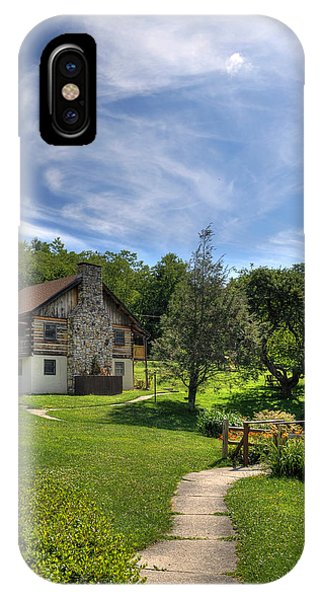The Cabin IPhone Case