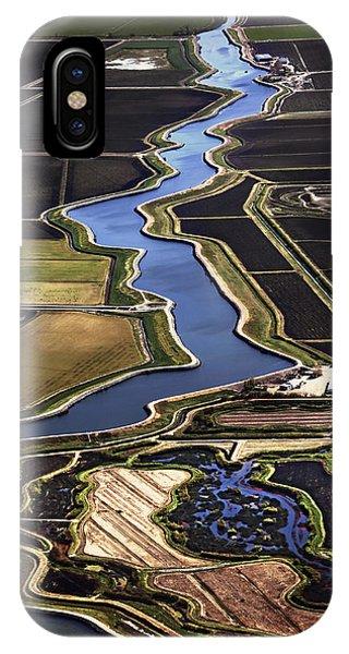 The California Delta Phone Case by Adrian Mendoza