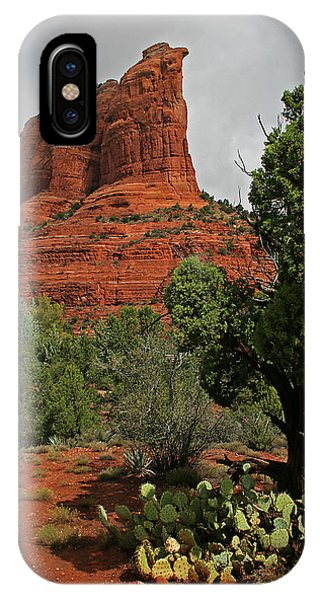 The Call Of The Rocks IPhone Case