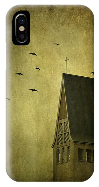 Church iPhone Case - The Calling by Evelina Kremsdorf