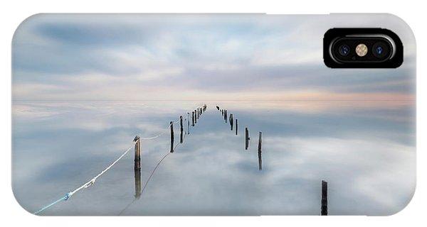 Abandon iPhone Case - The Calm by Joaquin Guerola