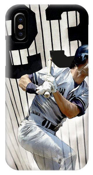 The Captain Donnie Baseball Don Mattingly IPhone Case